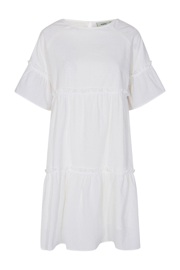 Giral Dress - White - Moves