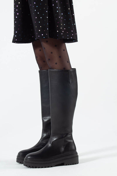 Gracelynn Boot - Black - Phenumb Copenhagen