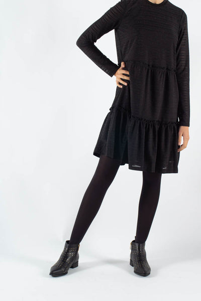 Huma Dress - Black - Moves