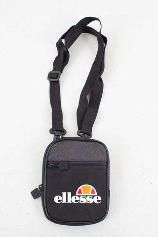 Templeton Small Bag - Black - Ellesse