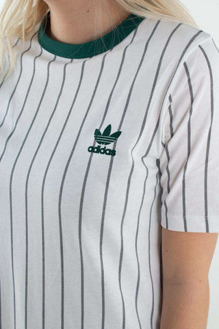 Tee Dress DU9934 - White fra Adidas Originals