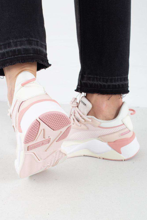 Marshmallow RS-X Tracks i fra Puma sneakers