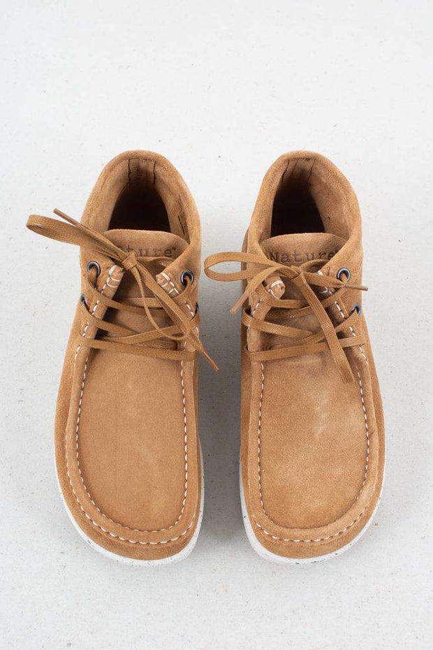 Emma Suede - Toffee/White fra Nature Footwear 2