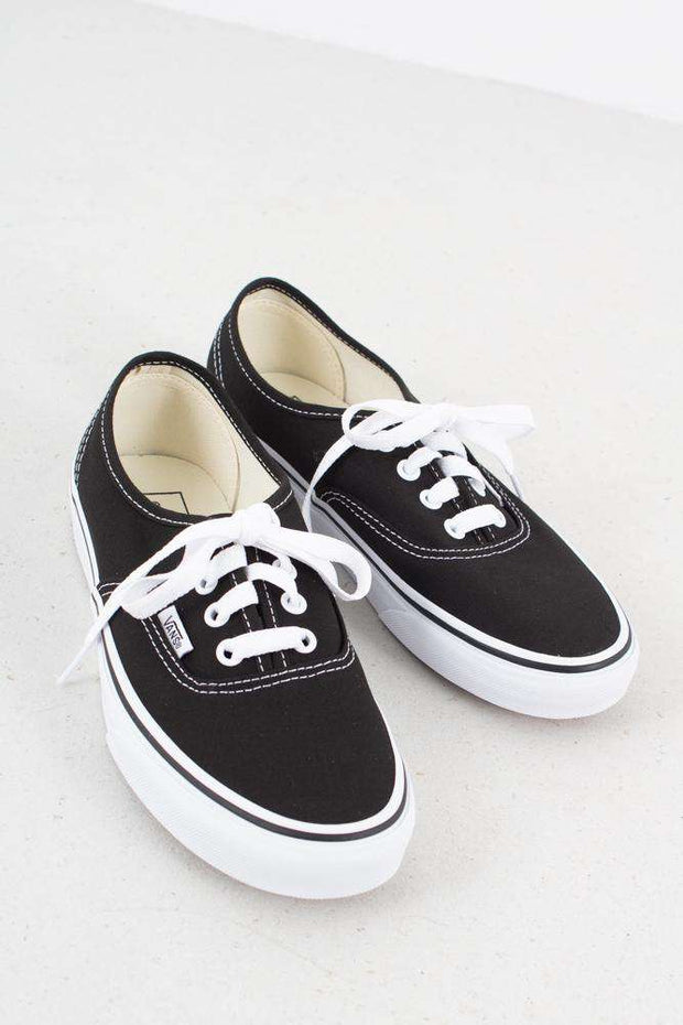 Authentic - Sort - Vans