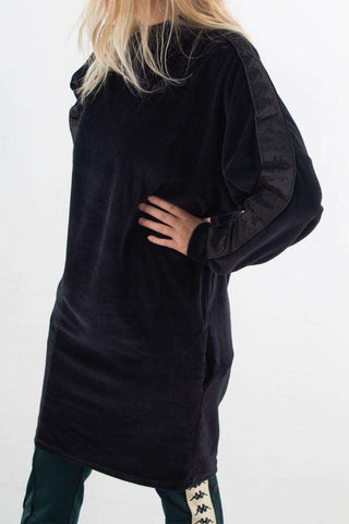 Azar Authentic Lady Dress - Black fra Kappa