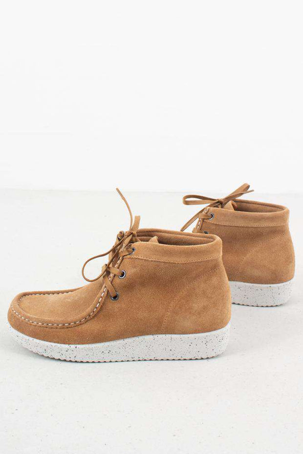 Emma Suede - Toffee/White fra Nature Footwear 5