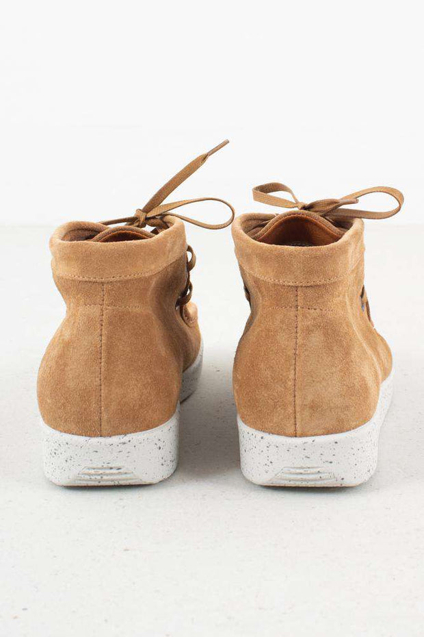 Emma Suede - Toffee/White fra Nature Footwear 6