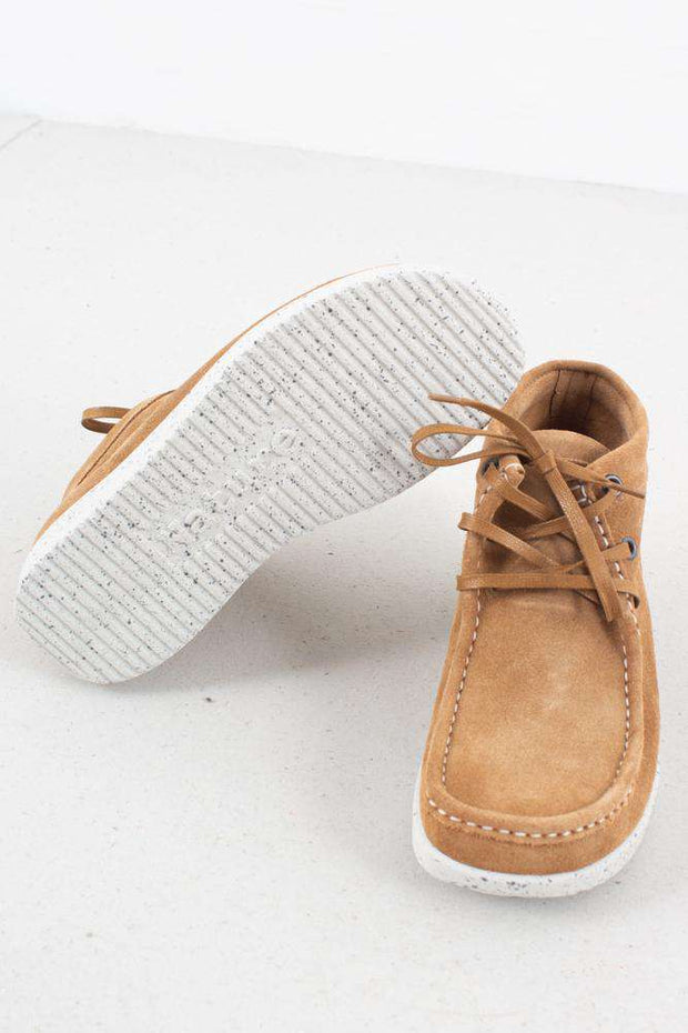Emma Suede - Toffee/White fra Nature Footwear 4