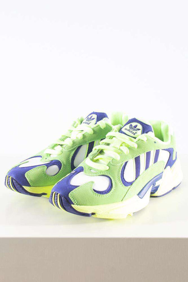 Yung-1 Green grøn sneakers Adidas 1