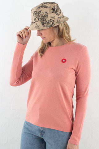 Rose Moa Long Sleeve fra Wood Wood