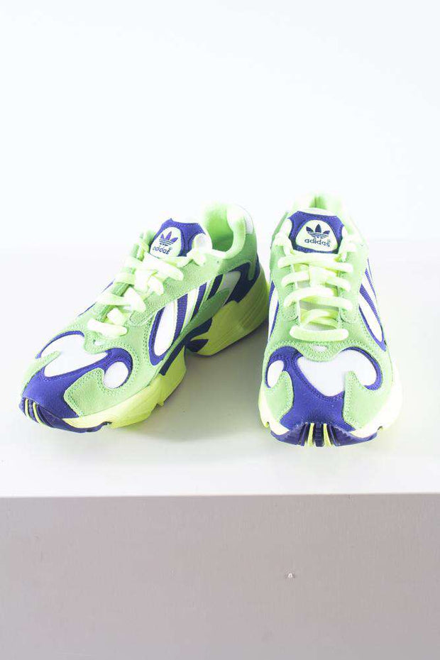 Yung-1 Green grøn sneakers Adidas 2