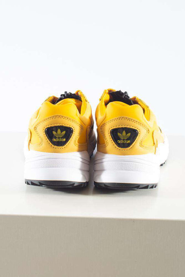 Falcon Zip  Gul yellow Adidas Originals 3