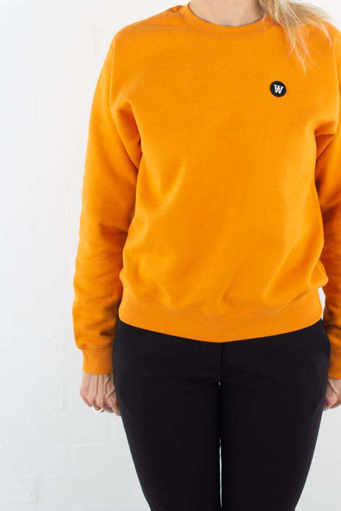 Jess Sweatshirt - Orange - Orange M