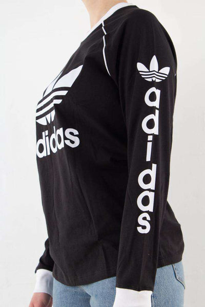 OG Long sleeve - Sort fra Adidas Originals