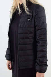 Alba Jacket - Black - Wood Wood
