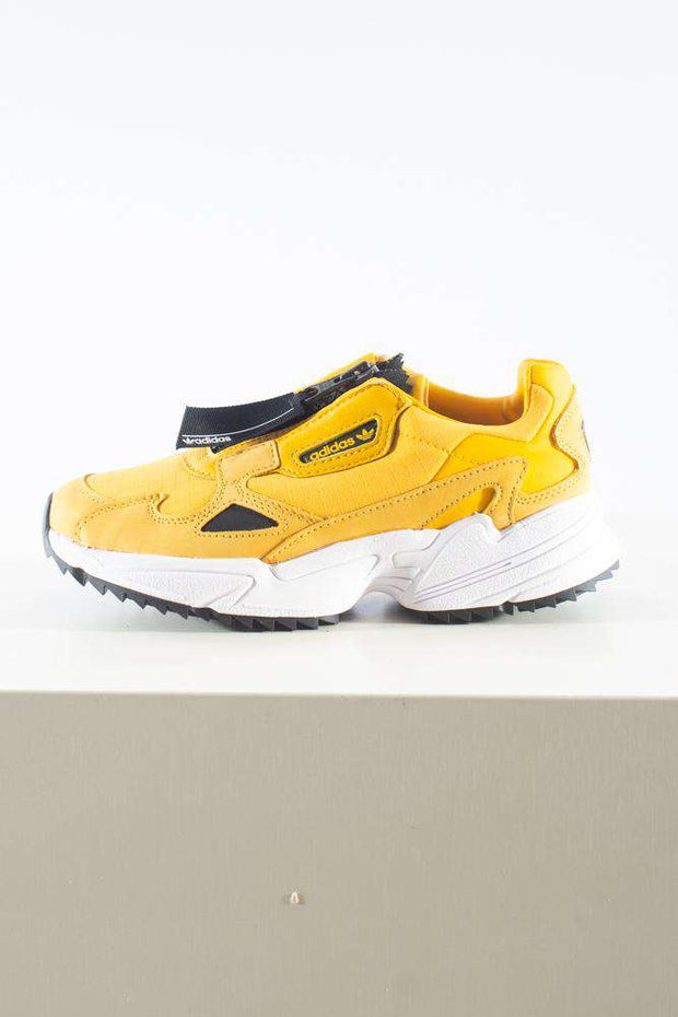Falcon Zip  Gul yellow Adidas Originals 2