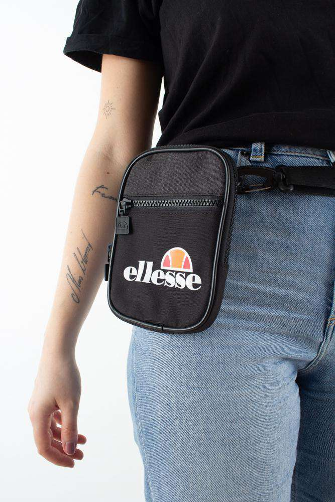 Templeton Small Bag - Black - Ellesse - Sort One Size
