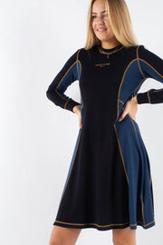 Mandy Dress - Black - Wood Wood