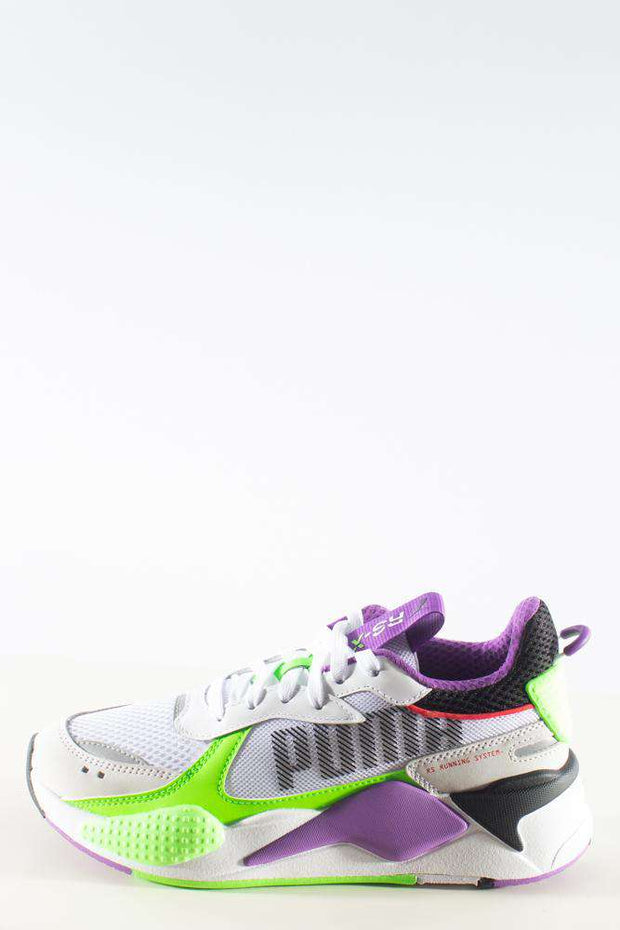 RS-X BOLD - White/Green - Puma