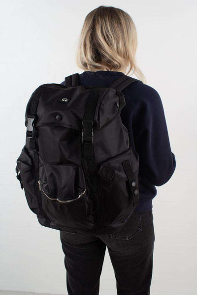 Mills backpack - Black fra Wood Wood