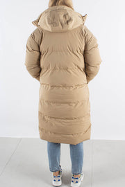 Down Jacket - Beige - SHU 2