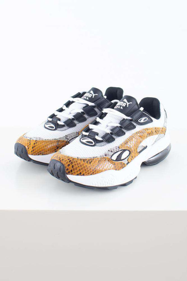 Cell Venom Animal Kingdom - White/Orange - Puma