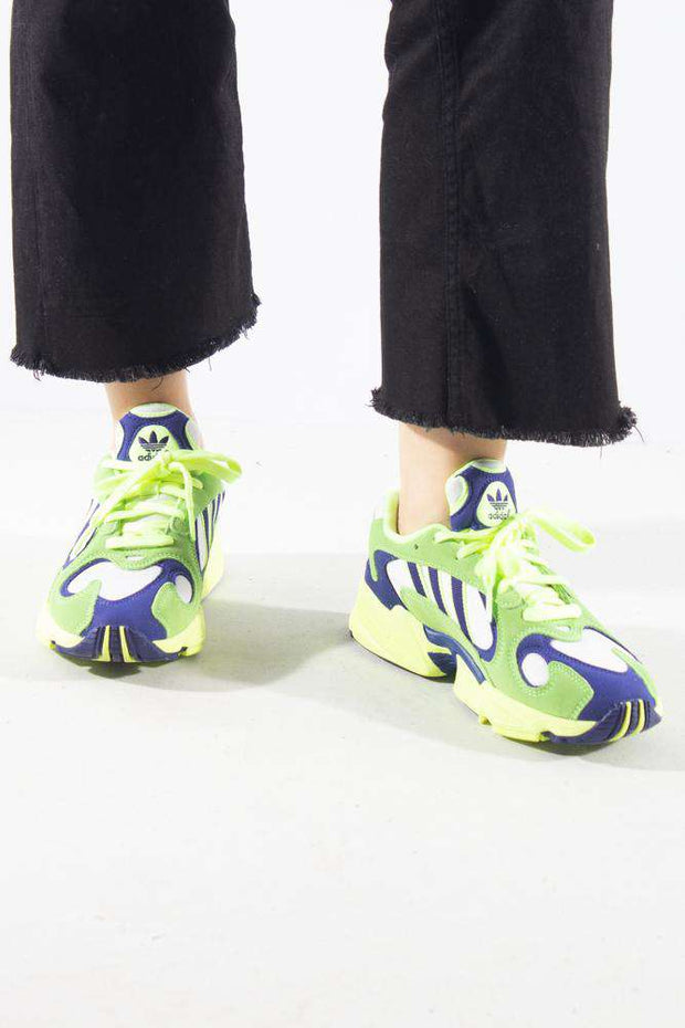 Yung-1 Green grøn sneakers Adidas