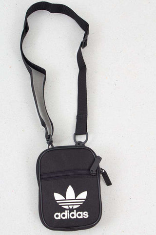 Festival Bag Trefoil DV2405 - Black/White fra Adidas Originals