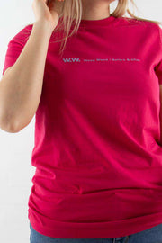 Eden Womens T-shirt I pink fra Wood Wood