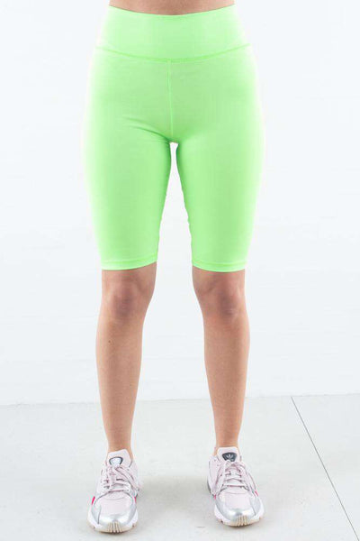 Grøn cykelshorts indershorts Jilo Neon Green Moves by Minimum
