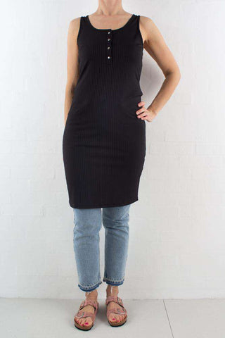 Rollo Dress i Black fra Gestuz