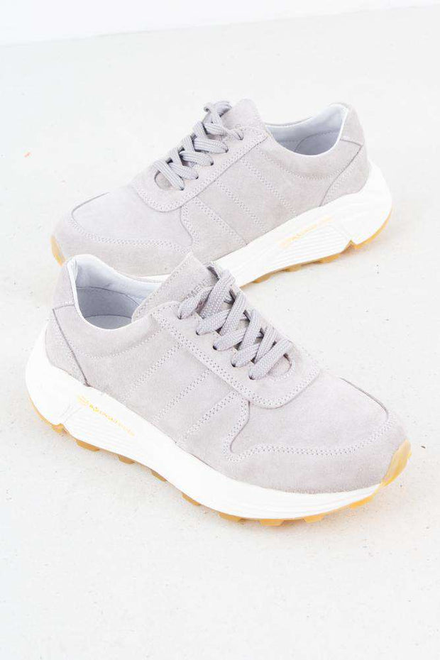 Bailey Runner - Grey suede fra Garment Project 2