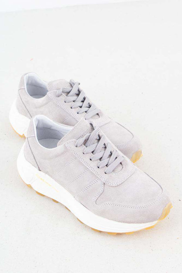 Bailey Runner - Grey suede fra Garment Project 3