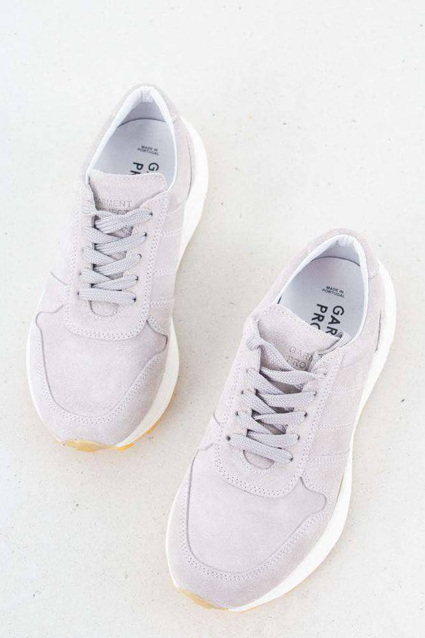 Bailey Runner - Grey suede fra Garment Project 5