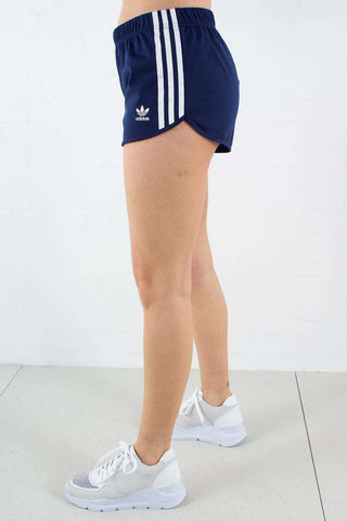 3 STR Short i Blue fra Adidas Originals