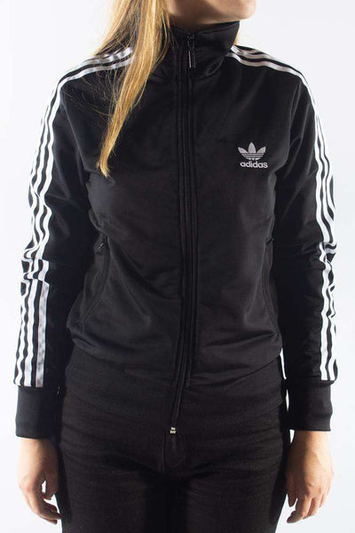 Firebird TT ED7515 black sort jakke Adidas Original