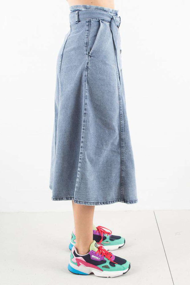 PiettaGZ Skirt - Sky Blue - Gestuz 1