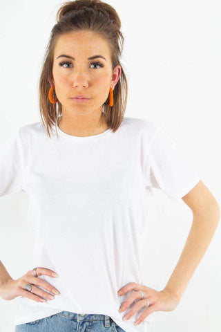 Light Organic Tee - Optical White fra Colorful Standard