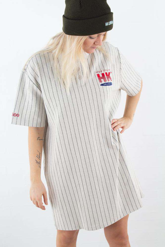 Polo Dress – Stripe – Han Kjøbenhavn – Stribet M