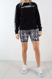 Edit website SEO Snake Print Cyckling Shorts fra NA-KD 4