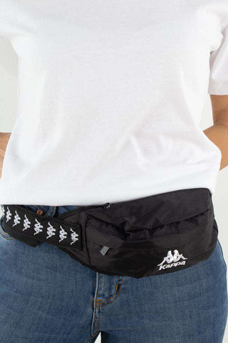 Banda Anais Belt Bag Street i Black/White fra Kappa 1