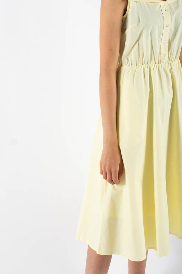 Orit Midi Dress - Sunshine - Moves1