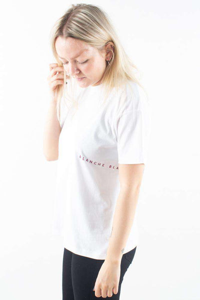 hvid Main Light T-shirt White Blanche