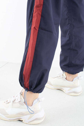 Sophia Trousers - Navy - Wood Wood