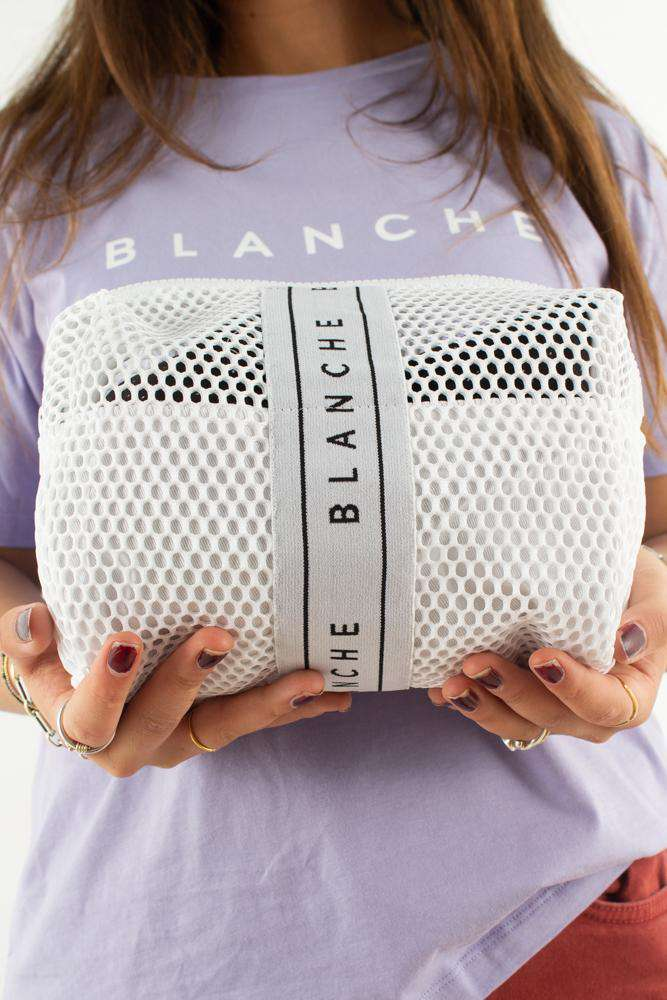 Travel bag - Hvid - Blanche - Hvid One Size