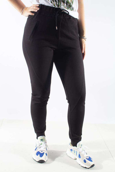 Miley Pants Black Bend  - 2ND ONE