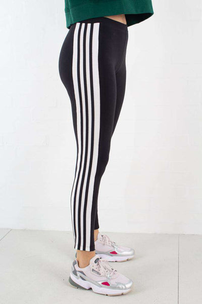Sort Tights DU9877 fra Adidas Originals