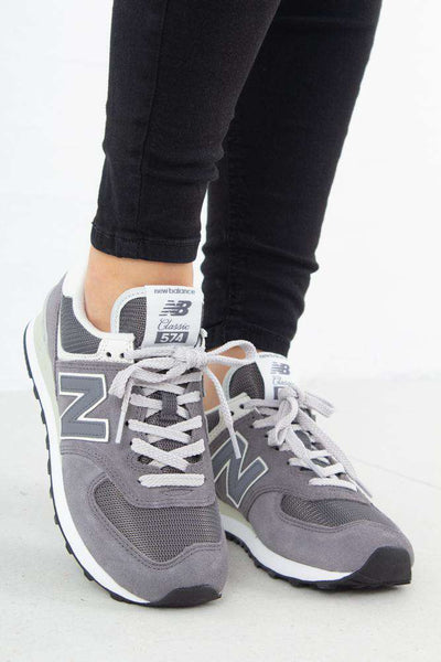 Classic 574 - WL574CRD - Grey fra New Balance