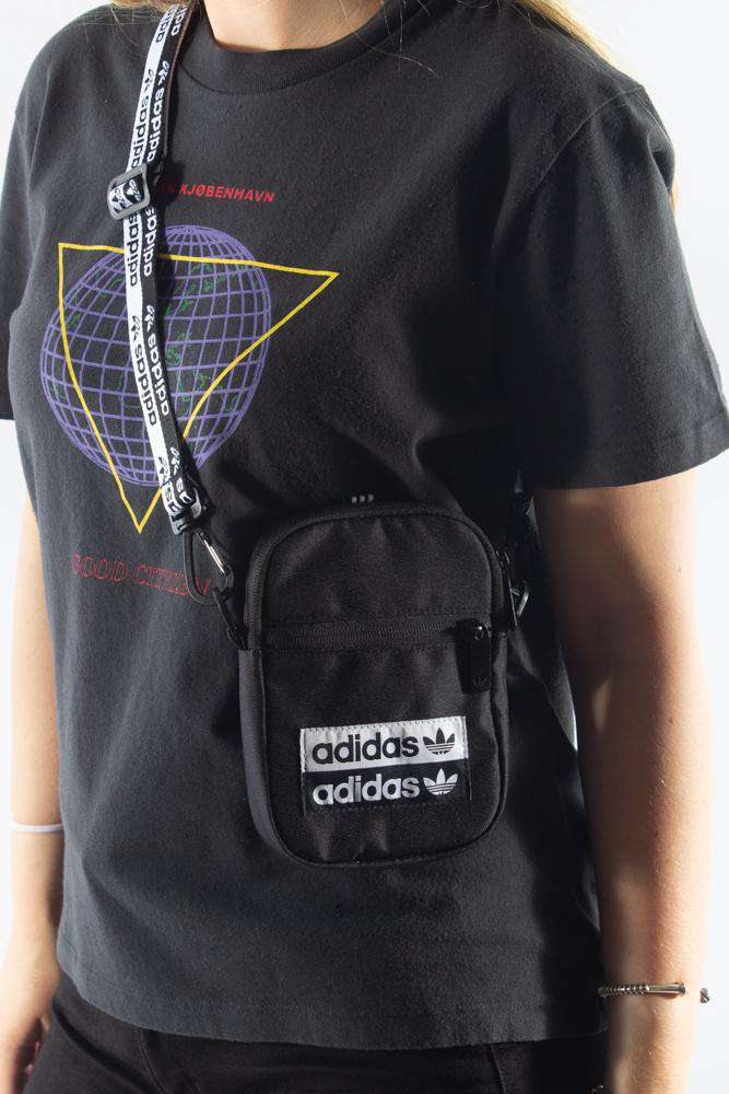Fest Bag - Black EJ0975 - Adidas Originals - Sort One Size