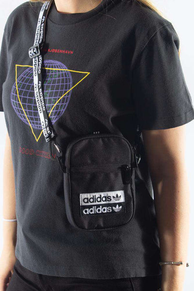 Fest Bag Black EJ0975 sort taske Adidas Originals